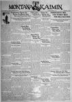 The Montana Kaimin, March 31, 1931