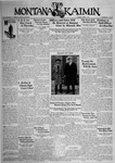 The Montana Kaimin, April 7, 1931