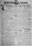 The Montana Kaimin, April 10, 1931