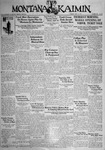 The Montana Kaimin, April 14, 1931