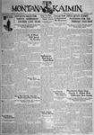 The Montana Kaimin, April 17, 1931