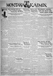 The Montana Kaimin, April 21, 1931