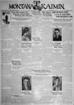 The Montana Kaimin, May 5, 1931