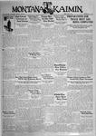 The Montana Kaimin, May 8, 1931