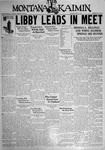 The Montana Kaimin, May 14, 1931