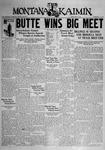 The Montana Kaimin, May 15, 1931