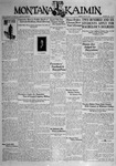 The Montana Kaimin, May 19, 1931