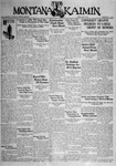 The Montana Kaimin, May 22, 1931