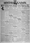 The Montana Kaimin, May 26, 1931