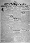 The Montana Kaimin, May 29, 1931
