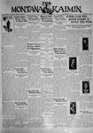 The Montana Kaimin, June 2, 1931