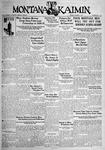 The Montana Kaimin, October 13, 1931