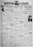 The Montana Kaimin, October 20, 1931