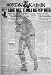 The Montana Kaimin, October 23, 1931