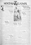 The Montana Kaimin, November 16, 1931