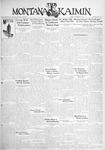 The Montana Kaimin, November 20, 1931