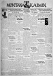 The Montana Kaimin, December 8, 1931