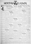 The Montana Kaimin, December 11, 1931