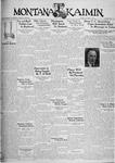 The Montana Kaimin, January 17, 1933