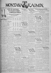 The Montana Kaimin, January 24, 1933