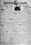 The Montana Kaimin, January 27, 1933