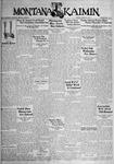 The Montana Kaimin, January 31, 1933