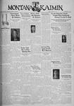 The Montana Kaimin, February 3, 1933