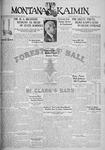 The Montana Kaimin, February 7, 1933