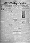 The Montana Kaimin, February 14, 1933