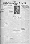 The Montana Kaimin, February 24, 1933