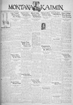 The Montana Kaimin, February 28, 1933