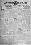The Montana Kaimin, March 24, 1933