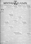 The Montana Kaimin, March 28, 1933