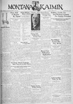 The Montana Kaimin, April 18, 1933