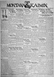 The Montana Kaimin, April 25, 1933