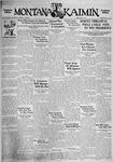 The Montana Kaimin, May 5, 1933