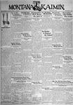 The Montana Kaimin, May 19, 1933