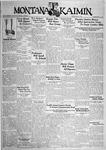 The Montana Kaimin, May 23, 1933