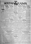 The Montana Kaimin, May 26, 1933