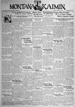 The Montana Kaimin, October 17, 1933