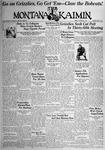 The Montana Kaimin, October 20, 1933