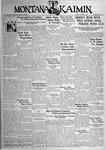 The Montana Kaimin, October 24, 1933