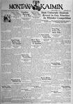 The Montana Kaimin, October 31, 1933