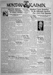 The Montana Kaimin, November 14, 1933