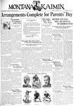 The Montana Kaimin, November 17, 1933