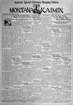 The Montana Kaimin, December 15, 1933