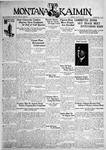 The Montana Kaimin, January 12, 1932