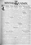 The Montana Kaimin, January 22, 1932