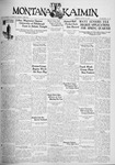The Montana Kaimin, January 26, 1932