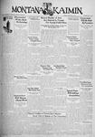 The Montana Kaimin, February 2, 1932